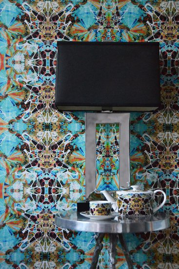 Kaleidoscope wallpaper summer designers atelier treniq 2 1492350238752