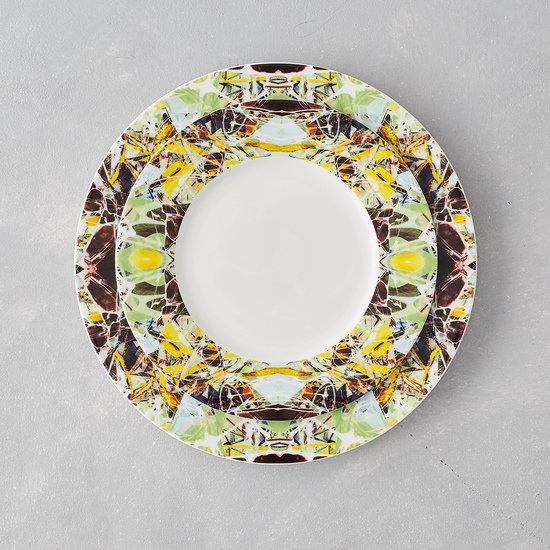 Kaleidoscope desert plate spring designers atelier treniq 1 1492352266825