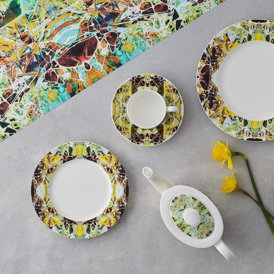 Kaleidoscope dinner plate spring designers atelier treniq 1 1492354638368