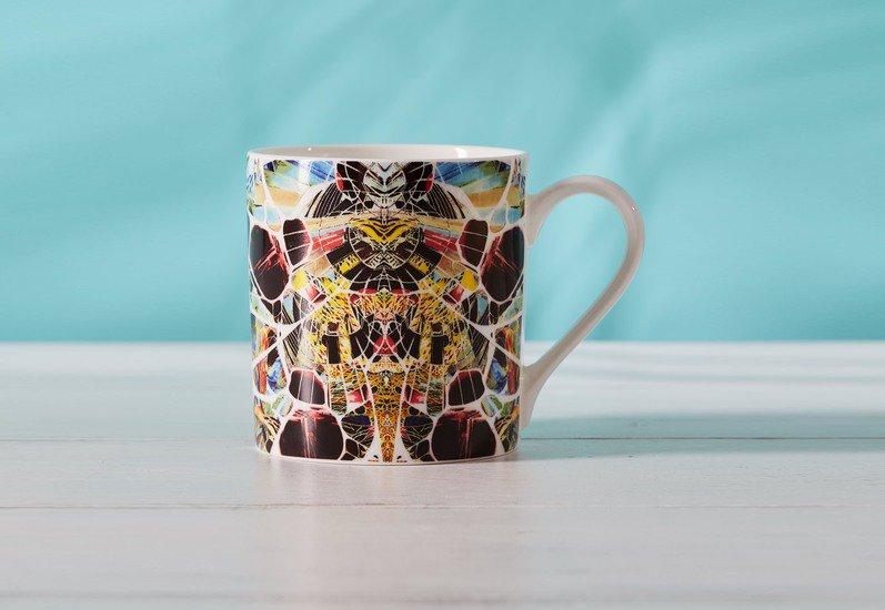 Kaleidoscope mug summer designers atelier treniq 1 1492358244368