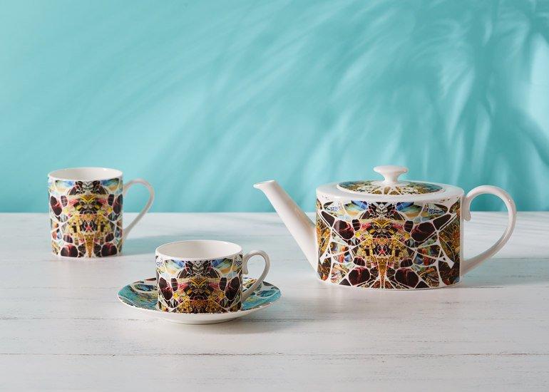Kaleidoscope teapot summer  designers atelier treniq 1 1492360667233