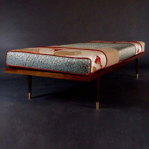 Mid-Century-Inspired-Daybed,-Handmade-With-Vintage-Obi_Five-Finger-Furnishings_Treniq_0