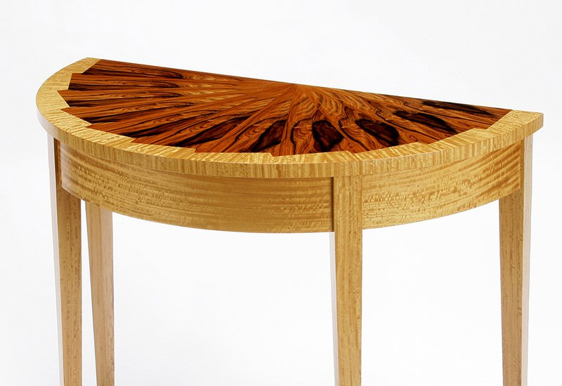 Eventail console table philip dobbins 3