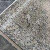 Beige overdyed handmade rug   vintage turkish oushak rug 687 istanbul carpet treniq 1 1493217865306