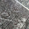 Green overdyed handmade rugs   vintage turkish oushak rug istanbul carpet treniq 1 1493218236376