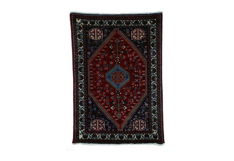 Hand knotted persian afshari rug cheval treniq 1 1493590575431