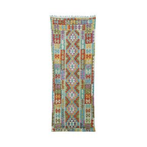 Afghan-Kazak-Vegetable-Dyed-Kilim-Runner_Cheval_Treniq_0