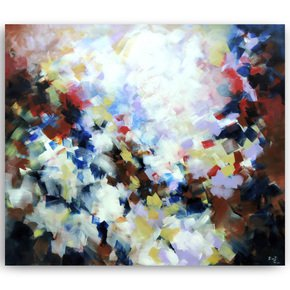 Abstract Expressionism Desire - Ella Art Gallery - Treniq