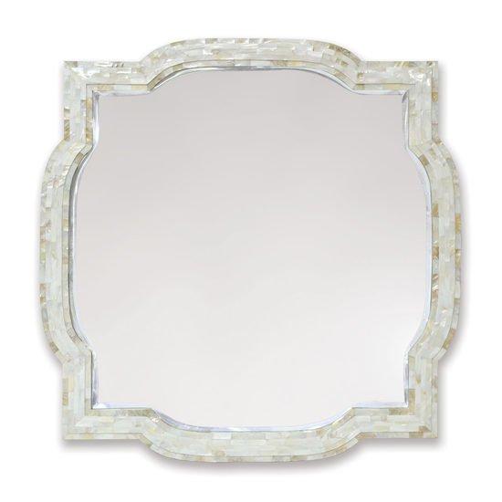 Mother of pearl mirror  shakunt impex pvt. ltd. treniq 1 1493798864547