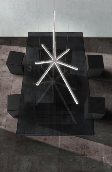 Fine line star crystal chandelier manooi treniq 1 1494583989331