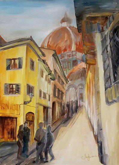 Florence  original art lanagraphic art   design treniq 1 1494937307042