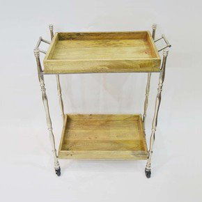 Bar-Cart-Rectangle-With-Wood_Home-N-Earth_Treniq_0