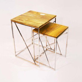 Square-Table-Set-Of-Two_Home-N-Earth_Treniq_0