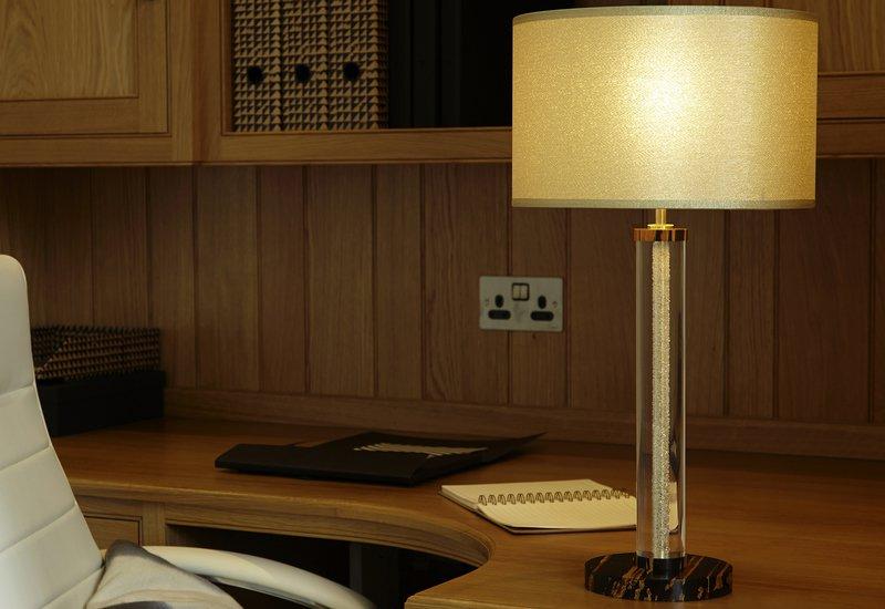 Halo tiger bamboo table lamp glenn stableford 4