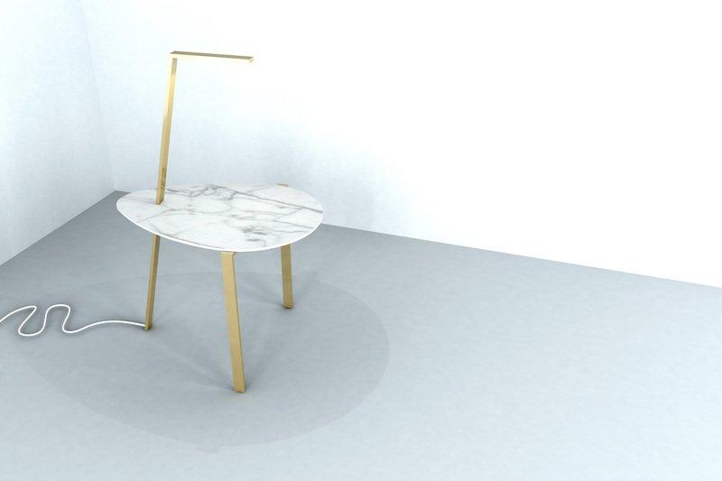 Leaf side table stab%c3%b6rd  treniq 7 1496052655570