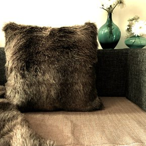 Mink-Fur-Cushion-Cover-Brown-_The-Pink-Elephant_Treniq_0