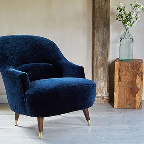 The-New-Pinta-Armchair-In-Midnight-Blue-Luxe-Velvet_Caroline-Lockwood_Treniq_0