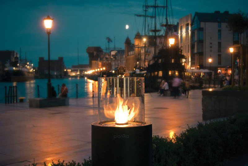 Bioethanol totem outdoor flame by design treniq 1 1496323411449