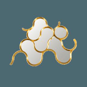 Cask-Gold-Mirror-(Big)_Bat-Eye_Treniq_0