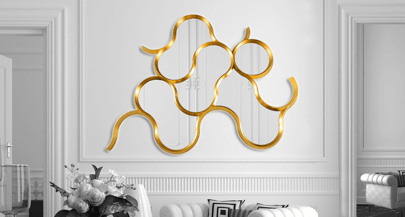 Cask gold mirror (big) bat eye treniq 1 1496394652934
