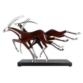 Gazelles-Sculpture_5mm-Design_Treniq_0