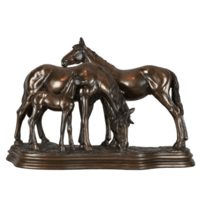 Horse-Family_5mm-Design_Treniq_0