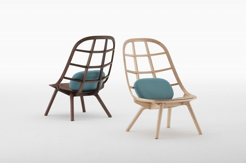 Nadia lounge chair by jin kuramoto 2014 meetee treniq 1 1496641686127