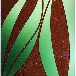 Leaves-On-Glass-_Metal-Monkey-Designs-Ltd-_Treniq