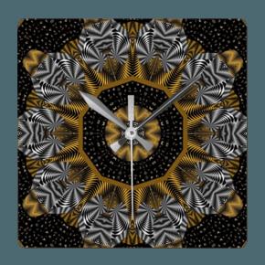 Cap-And-Shoe-Print-Design-Wall-Clock-Square_Beryl-Phala-Limited_Treniq_0