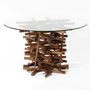 Nest Dining Table - Limahl Ashmall - Treniq