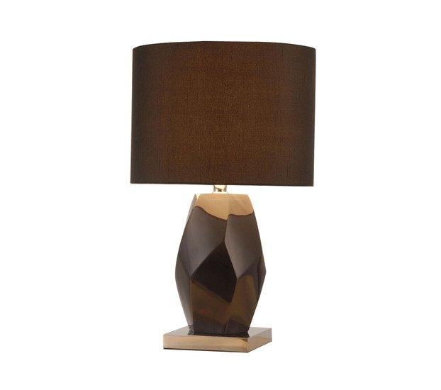 Tl* black diamond table lamp tl custom lighting treniq 1 1497135571748