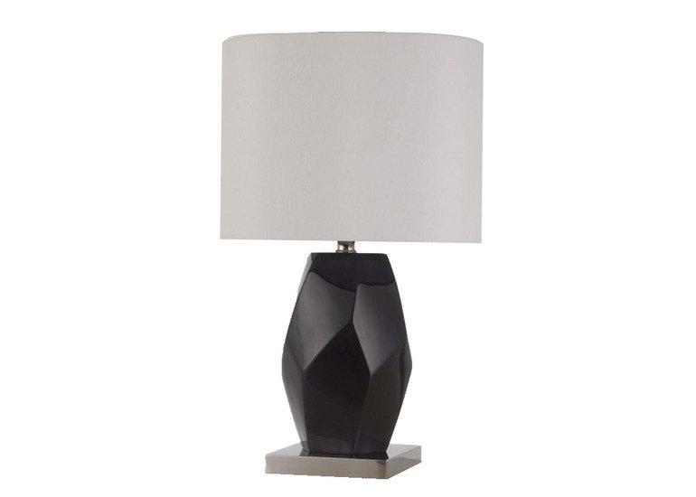 Tl* black diamond table lamp tl custom lighting treniq 1 1497135576666
