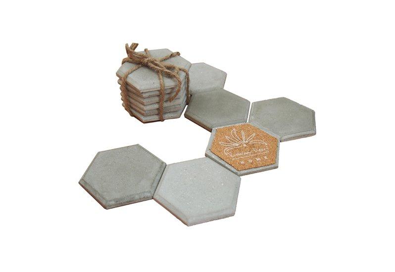 Hex. coaster. c karan desai design treniq 5 1497264618048