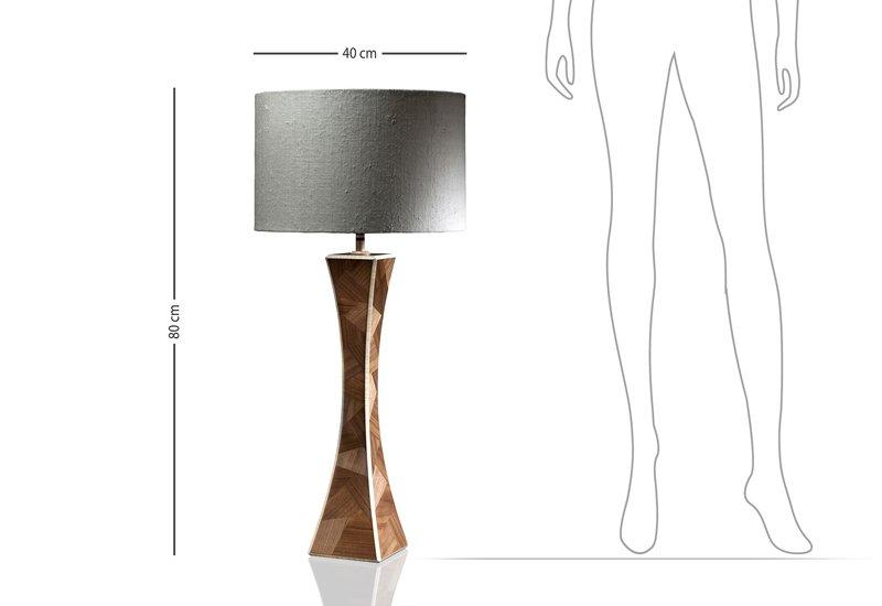 Artisan abstract table lamp storm furniture treniq 8