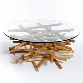 Nest Coffee Table - Limahl Ashmall - Treniq