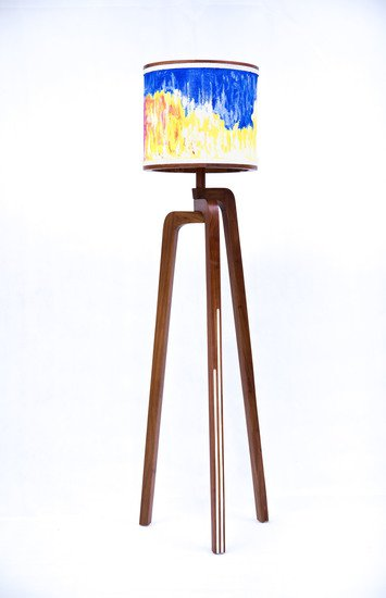 Molocaho art tripod lamp amorette treniq 1 1497538556016