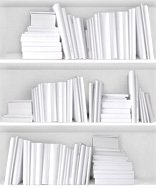 White bookshelf wallpaper mineheart treniq 1 1497551810654