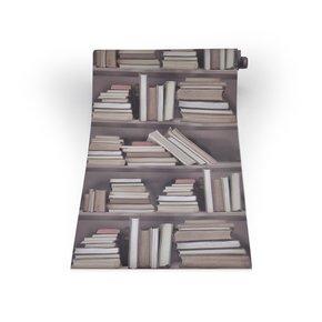 Vintage-Bookshelf-Wallpaper_Mineheart_Treniq_0