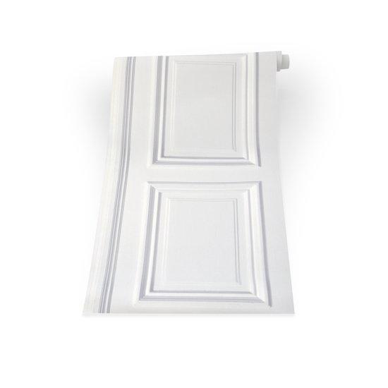 White panelling wallpaper mineheart treniq 1 1497554388470