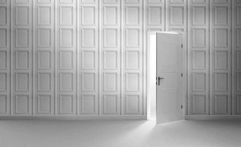 White panelling wallpaper mineheart treniq 1 1497554459113