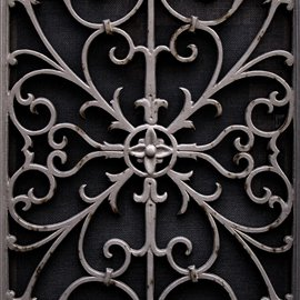 Wrought metal gate wallpaper mineheart treniq 1 1497554957139
