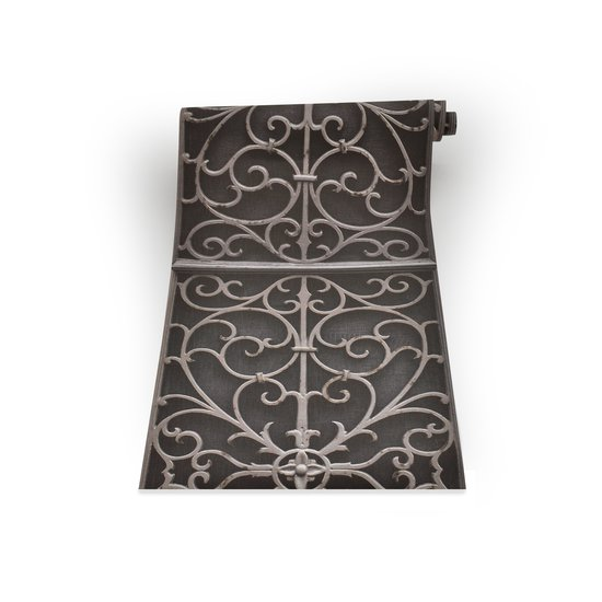 Wrought metal gate wallpaper mineheart treniq 1 1497555048895