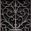 Wrought metal gate wallpaper mineheart treniq 1 1497555234342