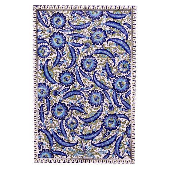 Handmade stoneware tile 002 quartz ceramics treniq 3 1497617623877