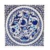 Handmade stoneware tile 005 quartz ceramics treniq 3 1497621525538