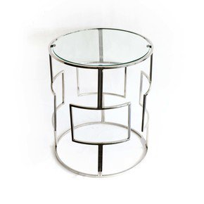 Glass-Top-End-Table_Home-N-Earth_Treniq_0
