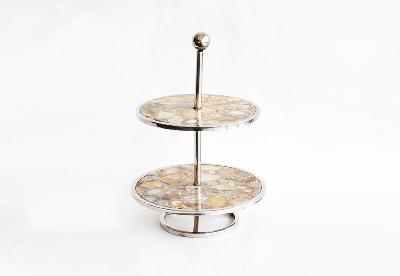 Tiered Cake Stand Metal
