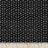 Floor rug black and white print design beryl phala limited treniq 1 1498488762889