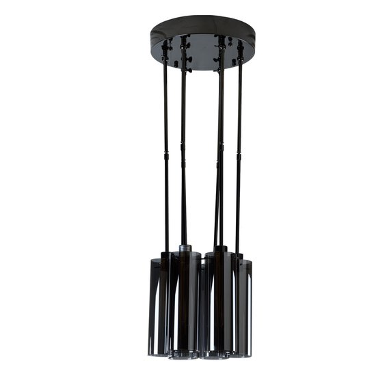 Marcello adjustable chandlier   black nickel gilded home treniq 1 1498495666482