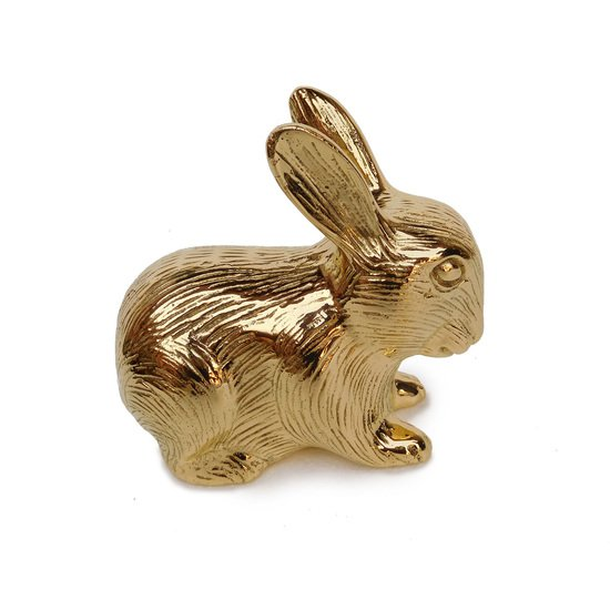 Brass animal collection   rabbit gilded home treniq 1 1498497873799